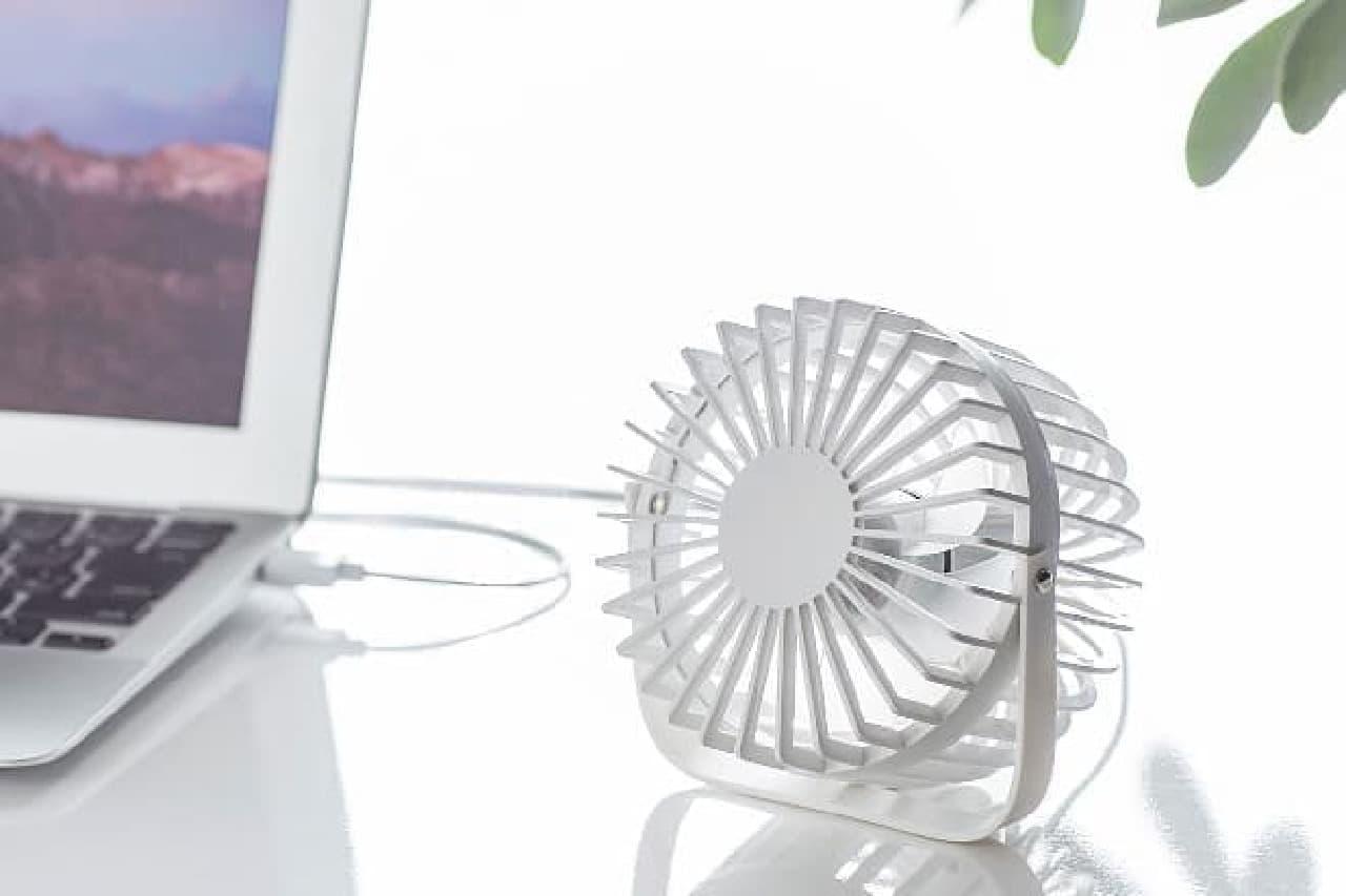 卓上USB扇風機「USB-TOY93」