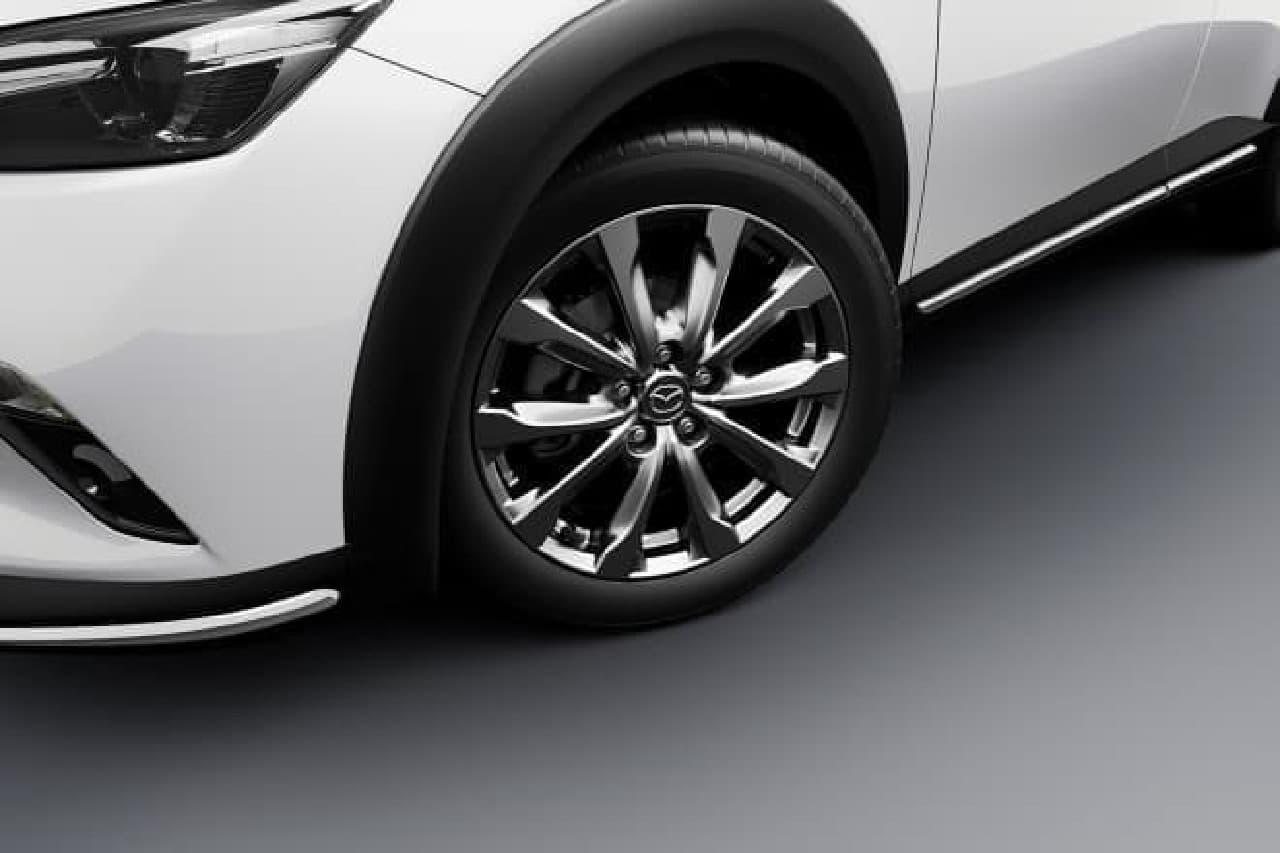マツダ「CX-3」特別仕様車「Exclusive Mods」