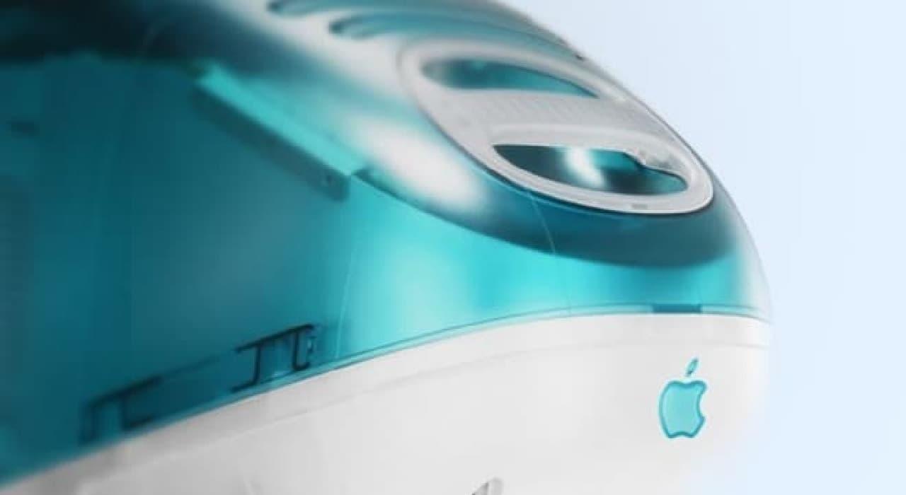 iPhone XをiMac G3風のルックスにするケース「Classic C1」