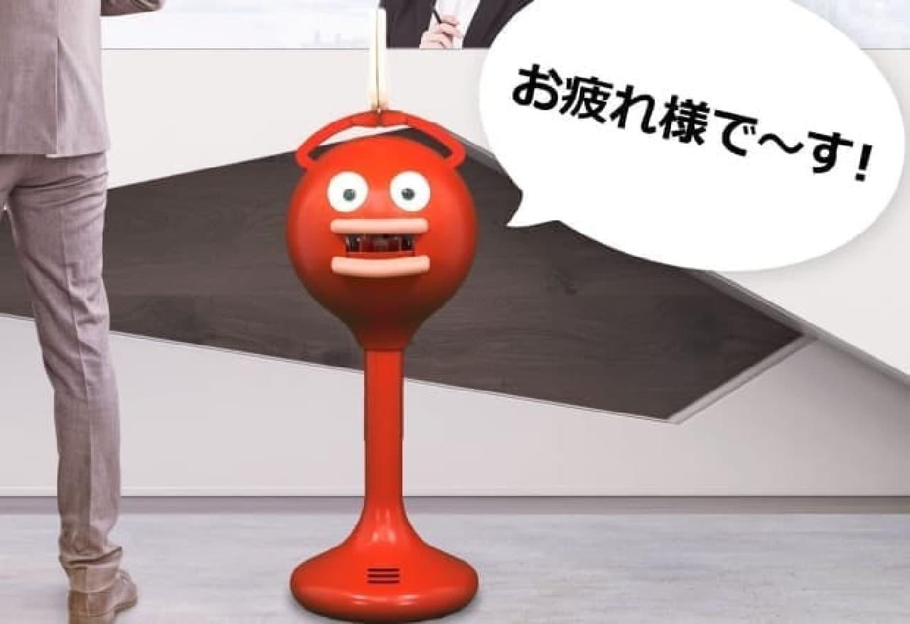 拍手をするロボット「ビッグクラッピー」、ついに一般販売開始!