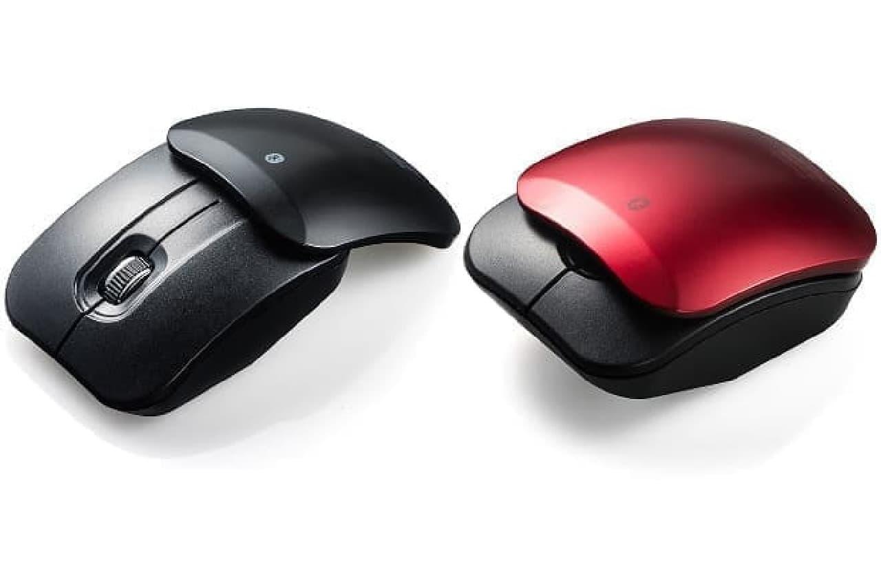 Bluetoothマウス「400-MA098」