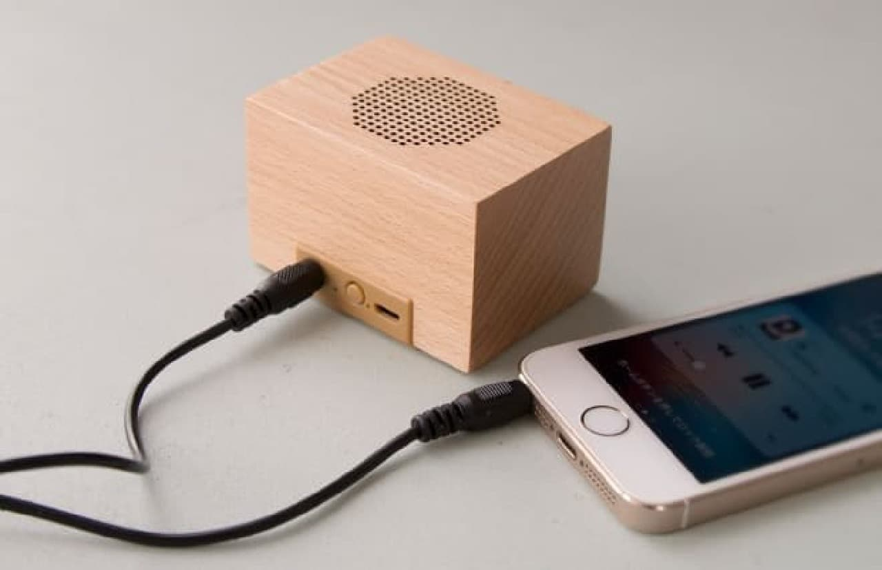 ダンボー型のBluetoothスピーカー、cheero「Danboard Wireless Speaker」