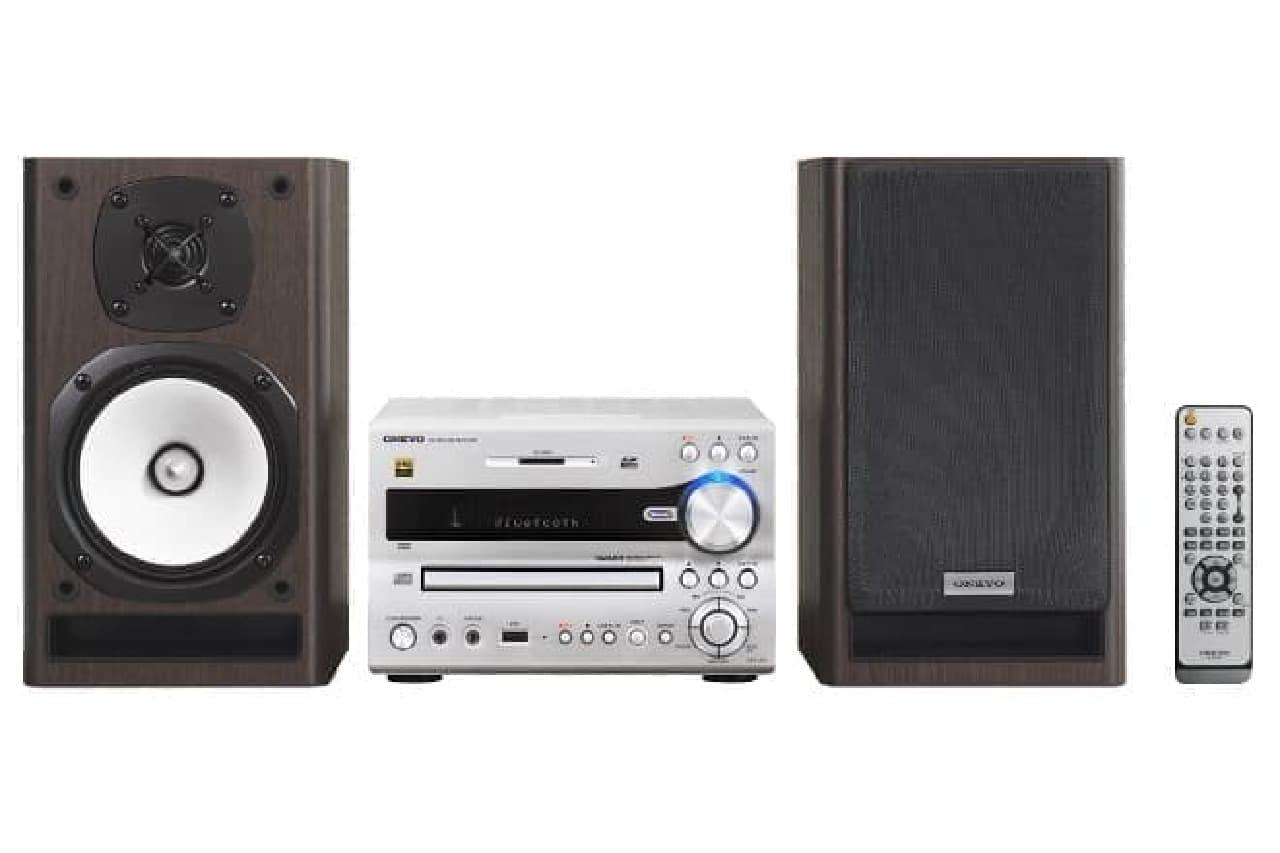 ハイレゾ対応CD/SD/USB レシーバーシステム「X-NFR7FX(D)」