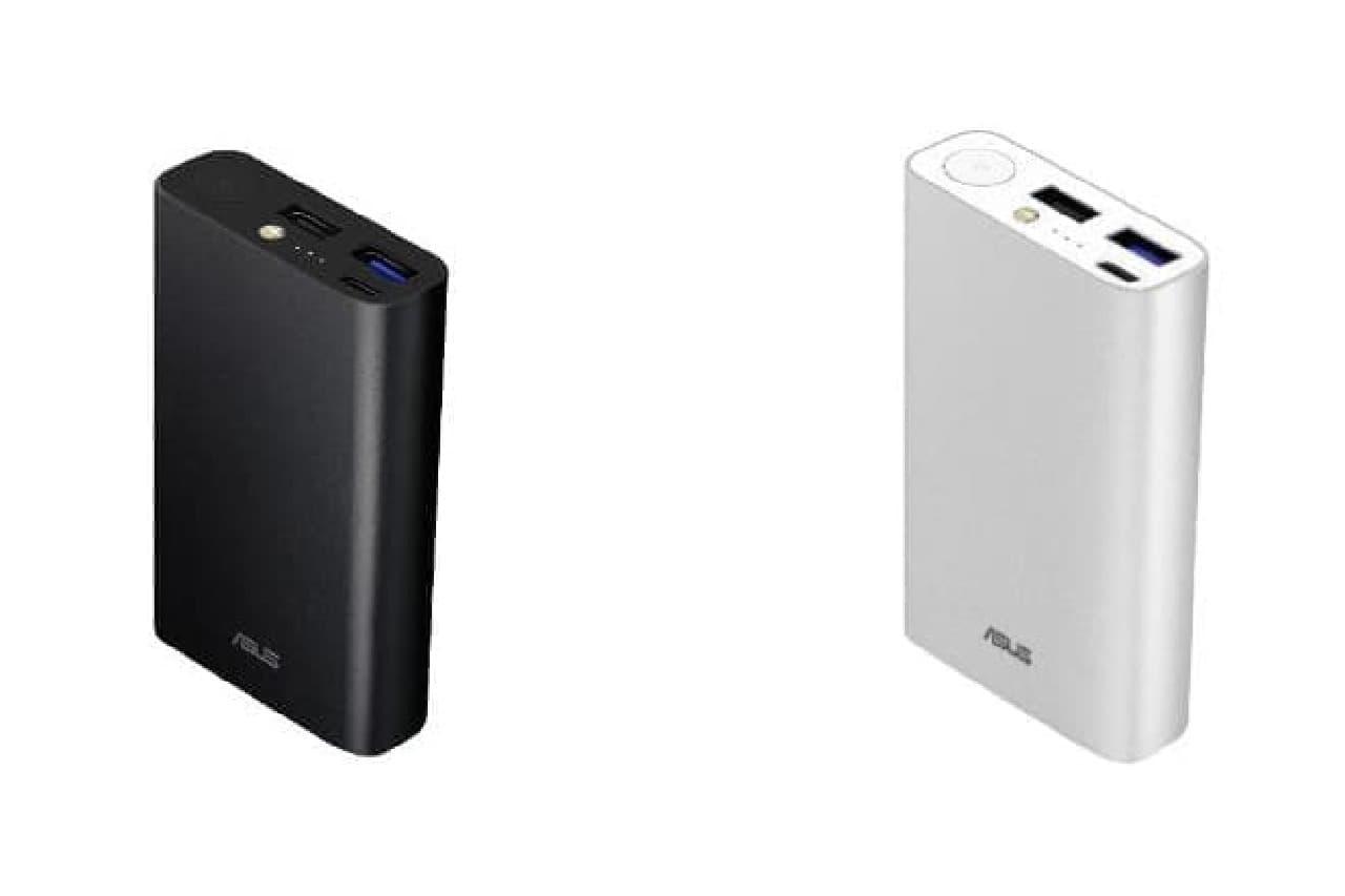 モバイルバッテリー「ASUS ZenPower 10050C QC 3.0(エイスース ゼンパワー イチマンゴジュウ キューシー サンテンゼロ)」