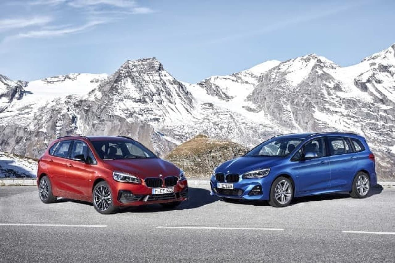 「BMW 2」ツアラー