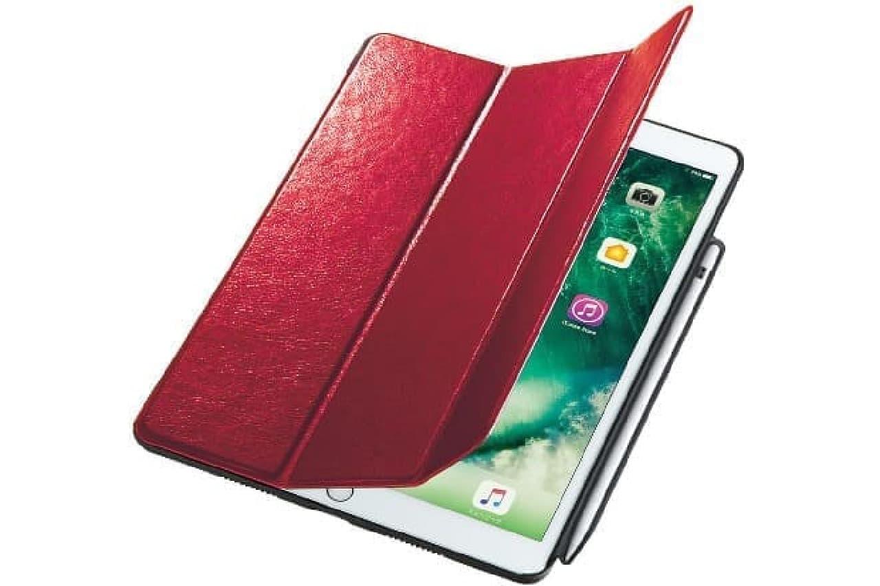 iPadレザーケース「PDA-IPAD1014」
