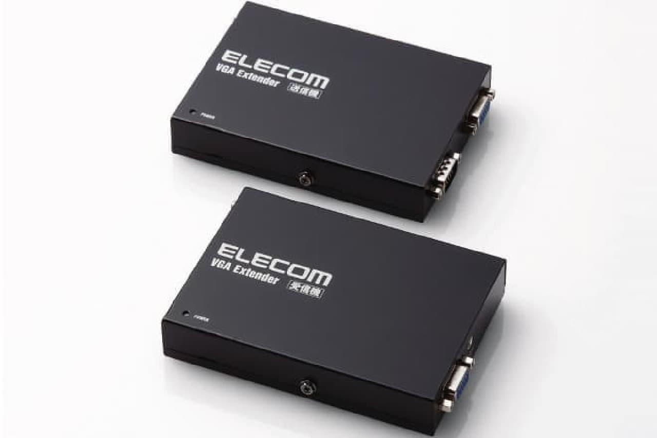 VGAエクステンダー「VEX-VGA3001S」
