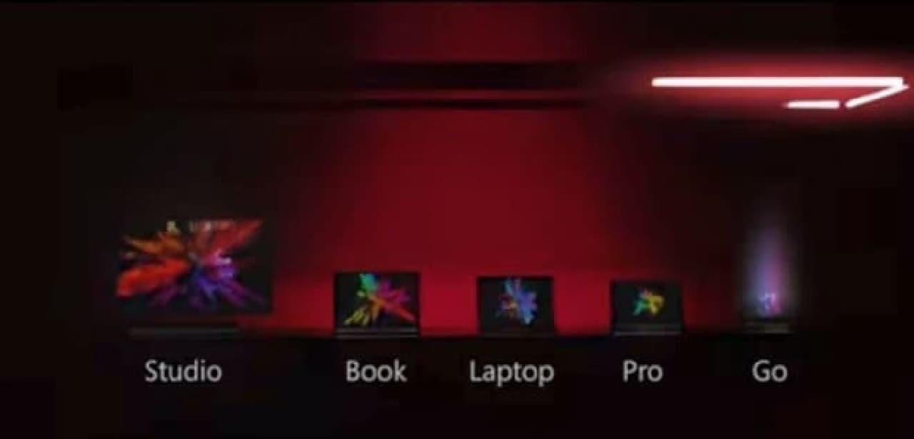 Microsoftが10インチサイズの「Surface Go」を発表