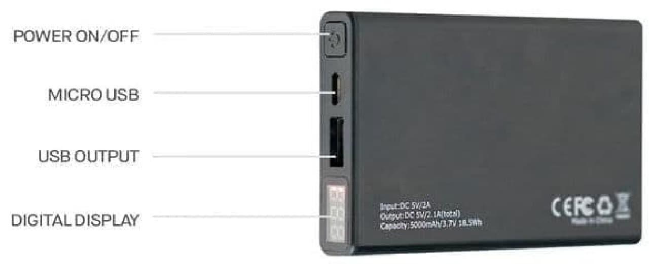 引いて歩けば、スマートフォンを充電できる―旅行用キャリーケース「EBolt」