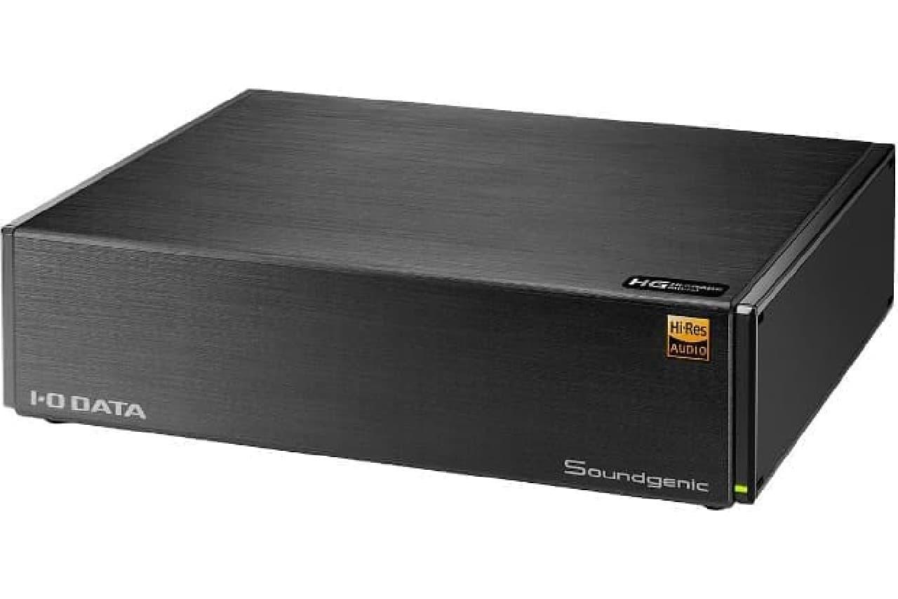 ネットワークオーディオサーバー「RAHF-S2HG」