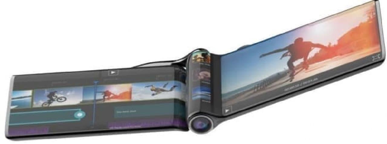 15倍の光学ズームカメラを備えたスマートフォン「HubblePhone」-唇の動きで操作する「リップリーディング」搭載