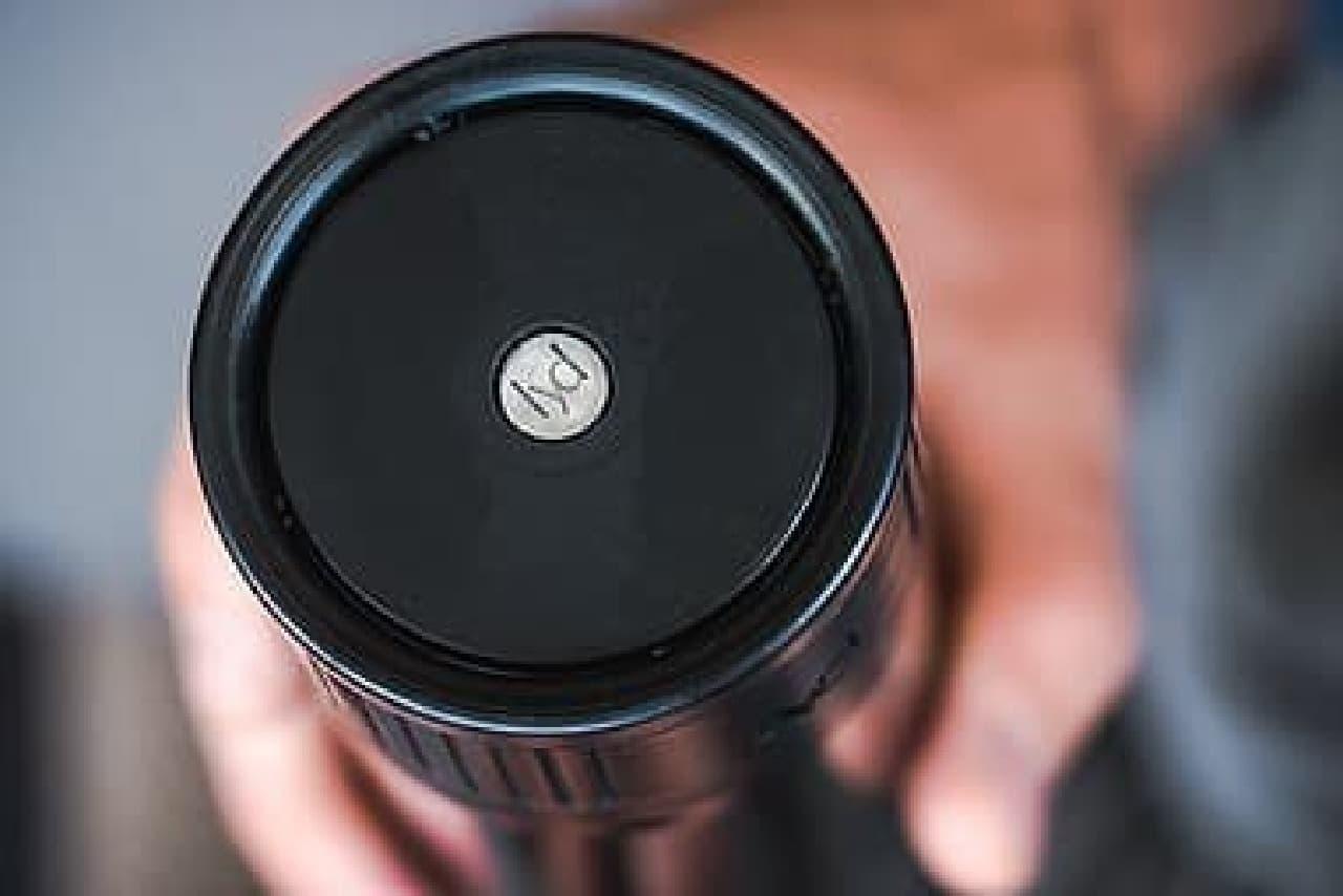 360度、どこからでも飲める直飲みマイボトル「Lyd」