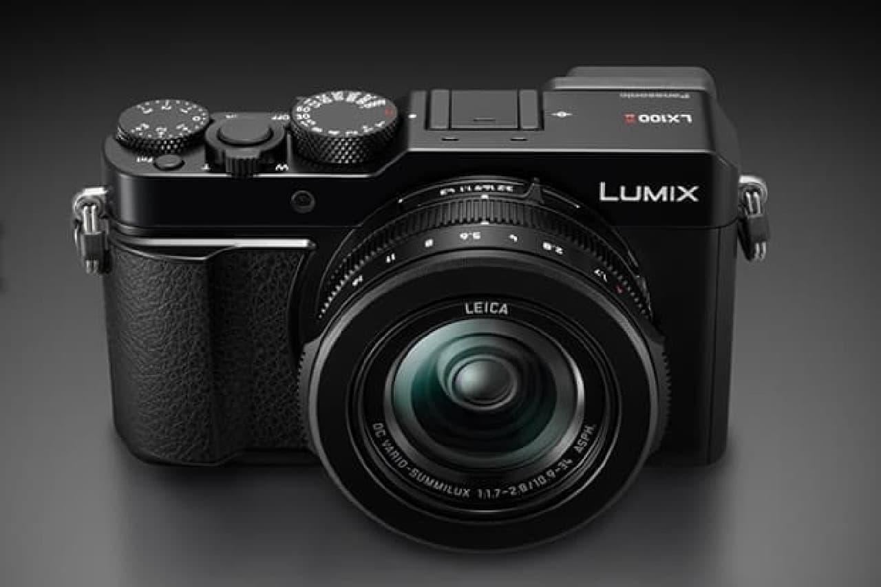 コンパクトデジタルカメラ「LUMIX DC-LX100M2」