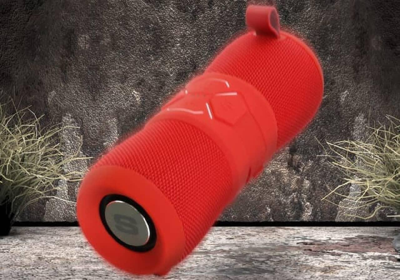 出力6W+6Wで防水仕様のワイヤレスステレオスピーカー「OWL-BTSP06」