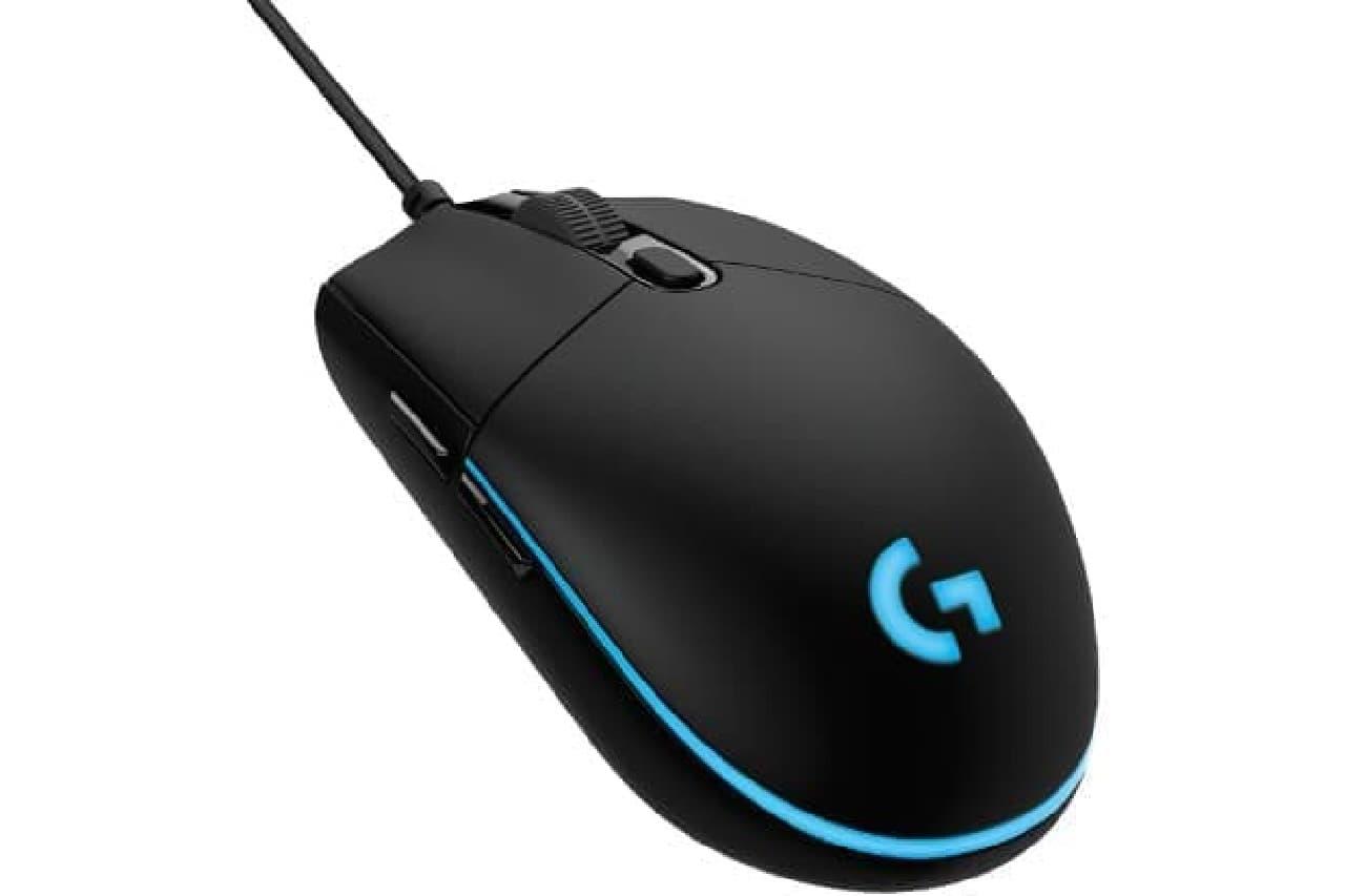 有線マウスのイメージ