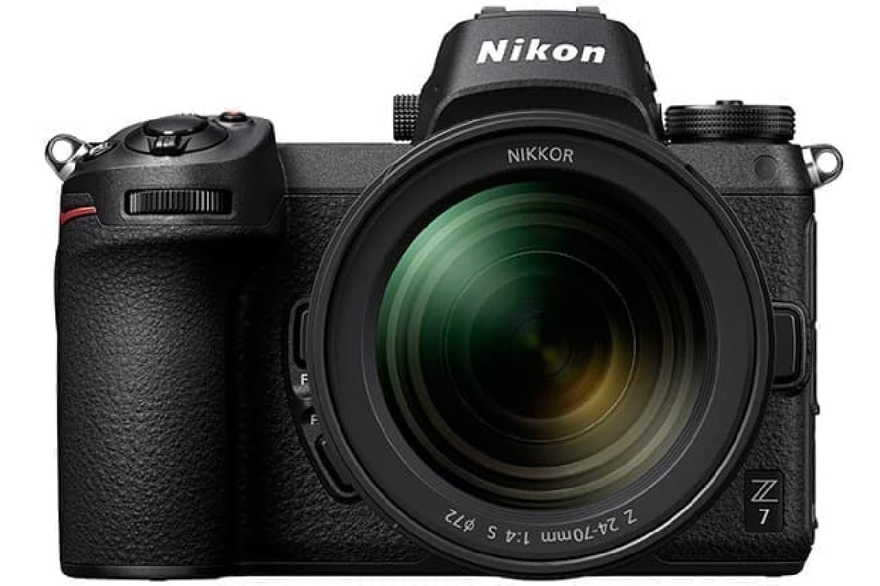 ニコンのカメラ「Z7」