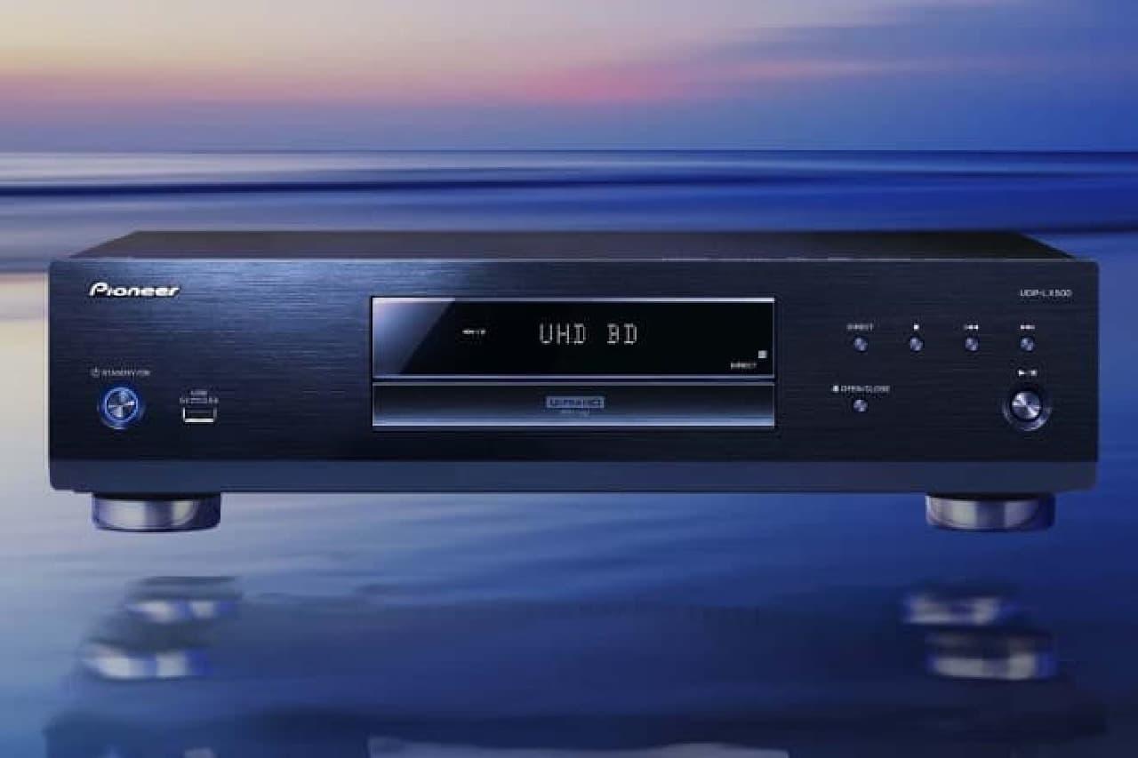 Ultra HDブルーレイプレーヤー「UDP-LX500」