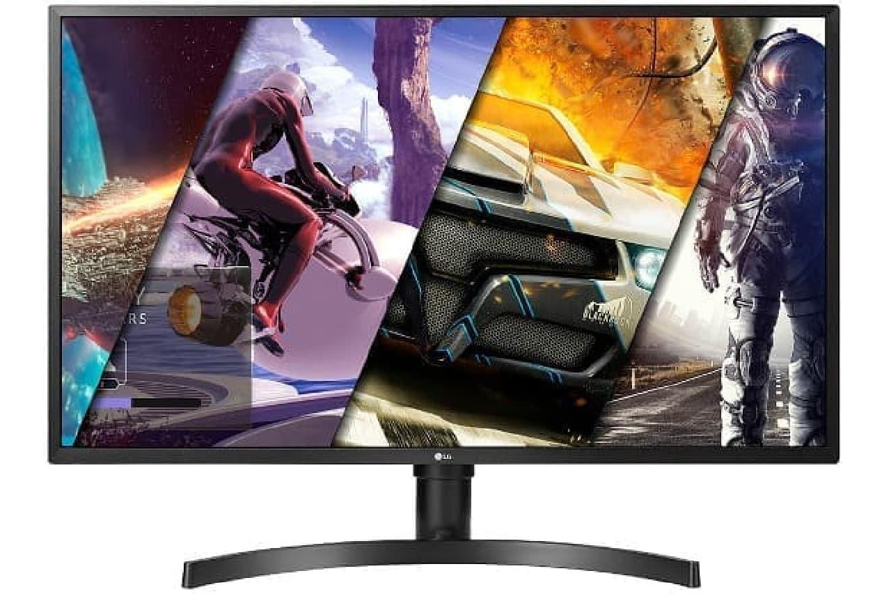 31.5型4K HDRディスプレイ「32UK550-B」―LGエレクトロニクス