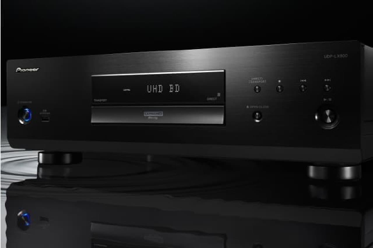 ユニバーサルディスクプレーヤー「UDP-LX800」