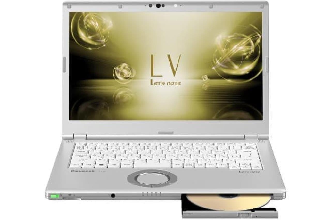 レッツノート「LV7」