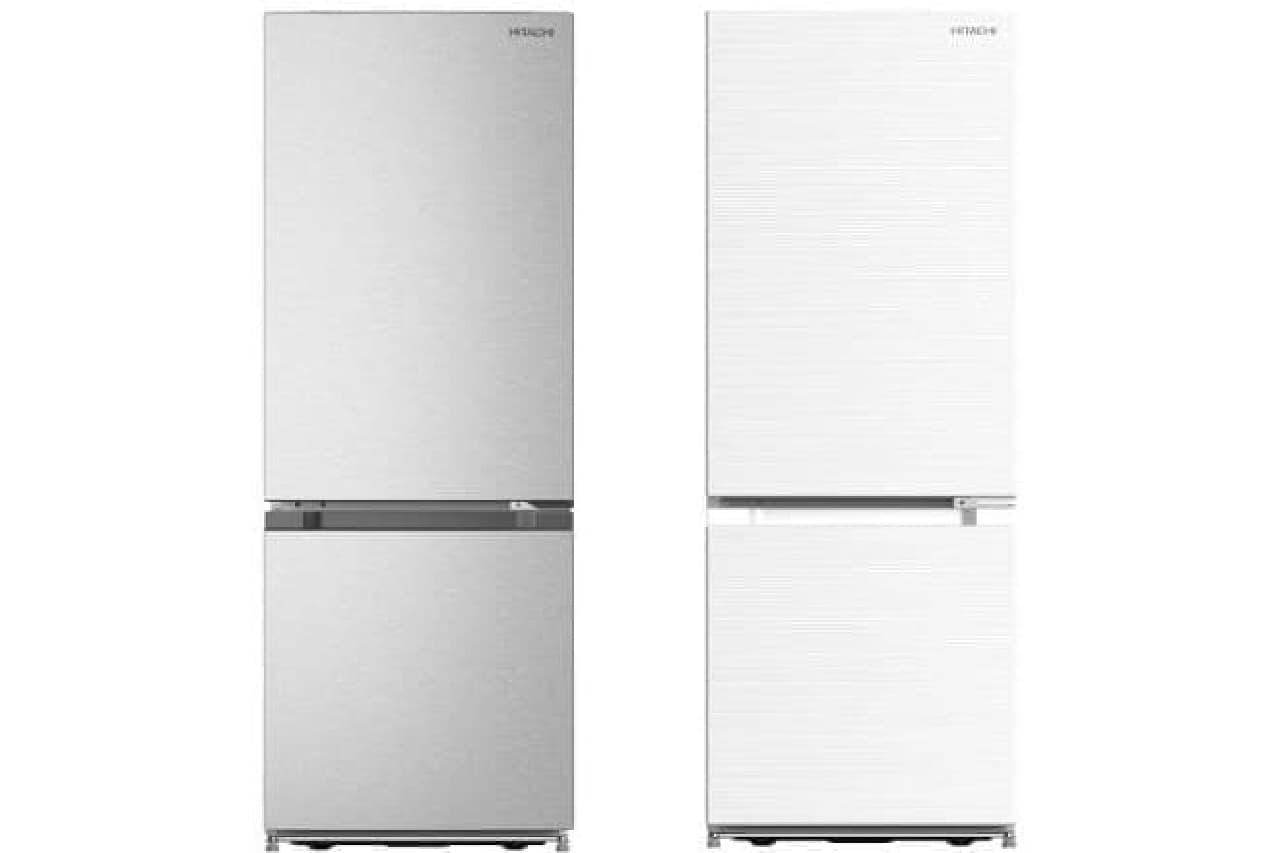 おひとりさま向き冷蔵庫「RL-154JA」
