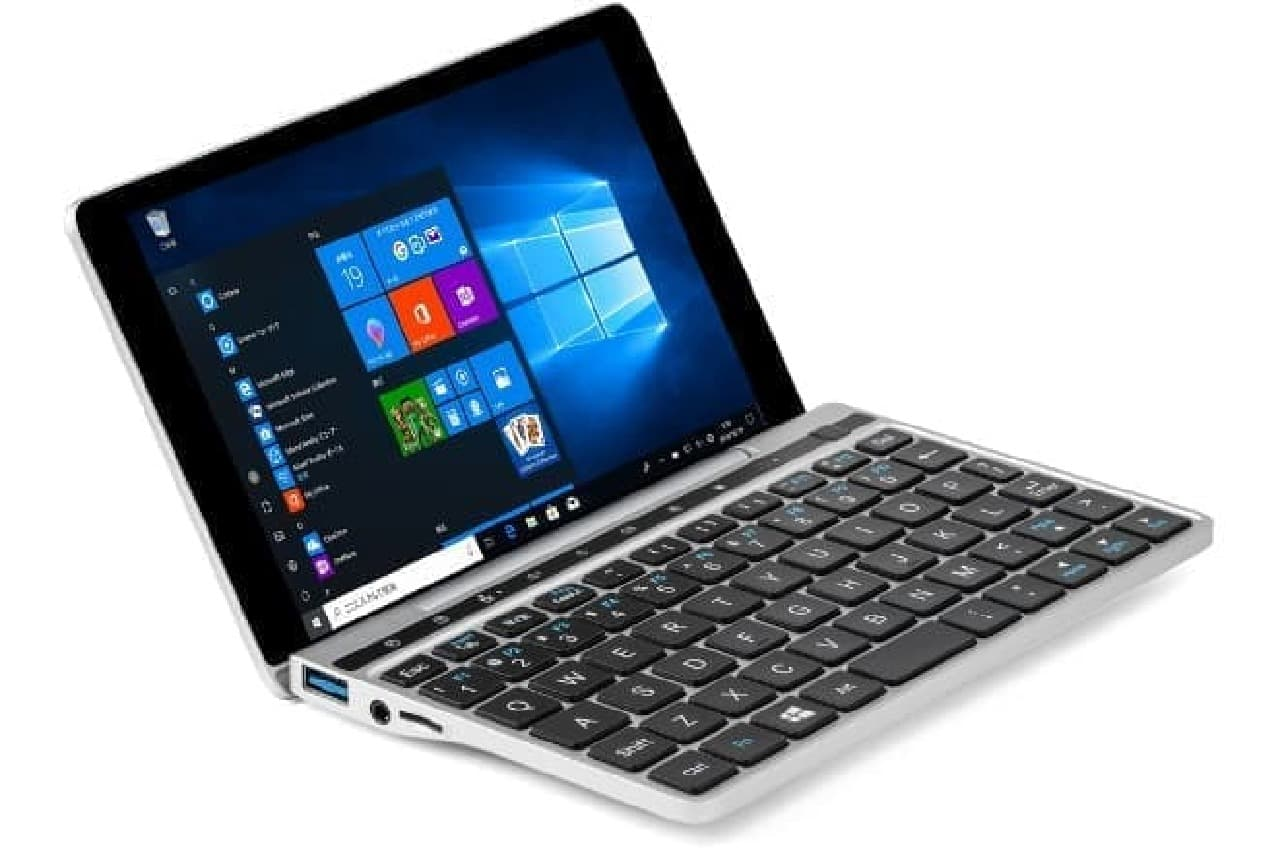 小型ノートPC「GPD Pocket 2」