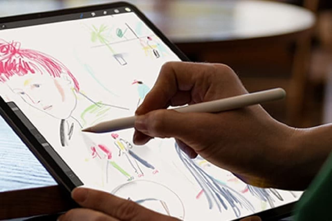 新型「Apple Pencil」