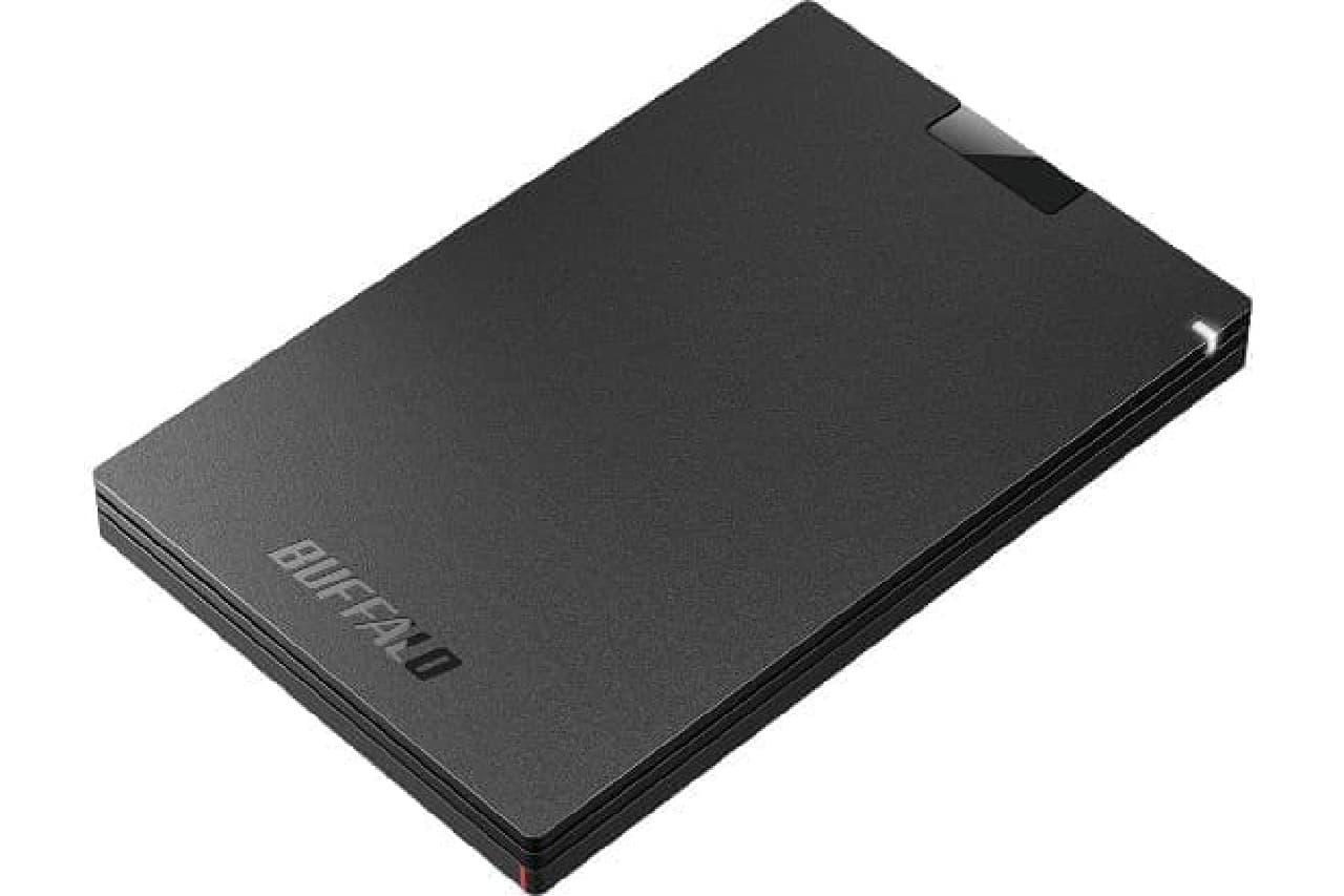 USB 3.1(Gen1)ポータブルSSD「SSD-PGCU3-A」―MILスペックの耐衝撃モデル