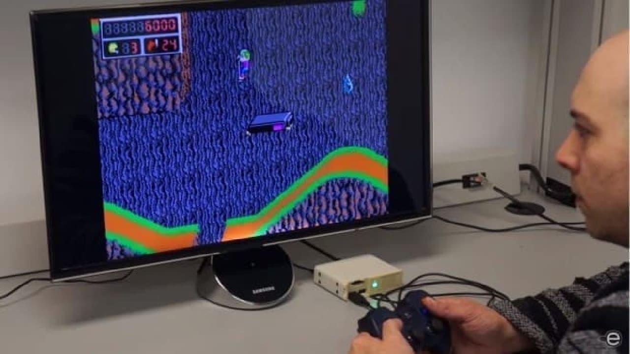 懐かしいDOSゲームを楽しめる「PC Classic」