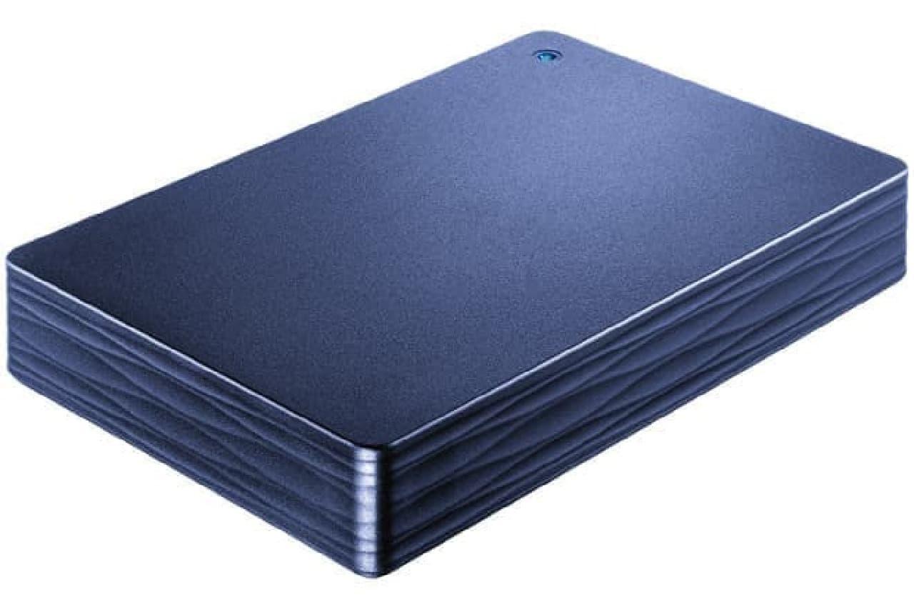 ポータブルHDD「カクうす Lite HDPH-UTR」