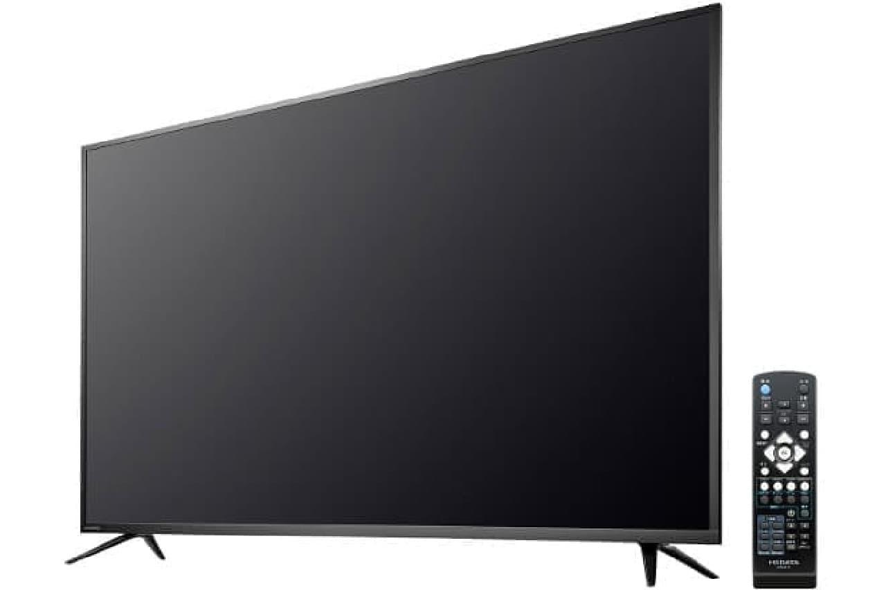 65型ディスプレイ「LCD-M4K651XDB」