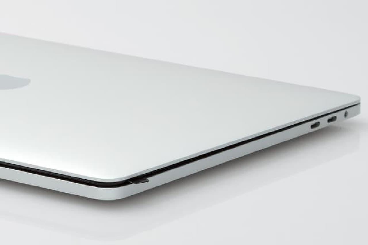 MacBook用のぞき見防止フィルター