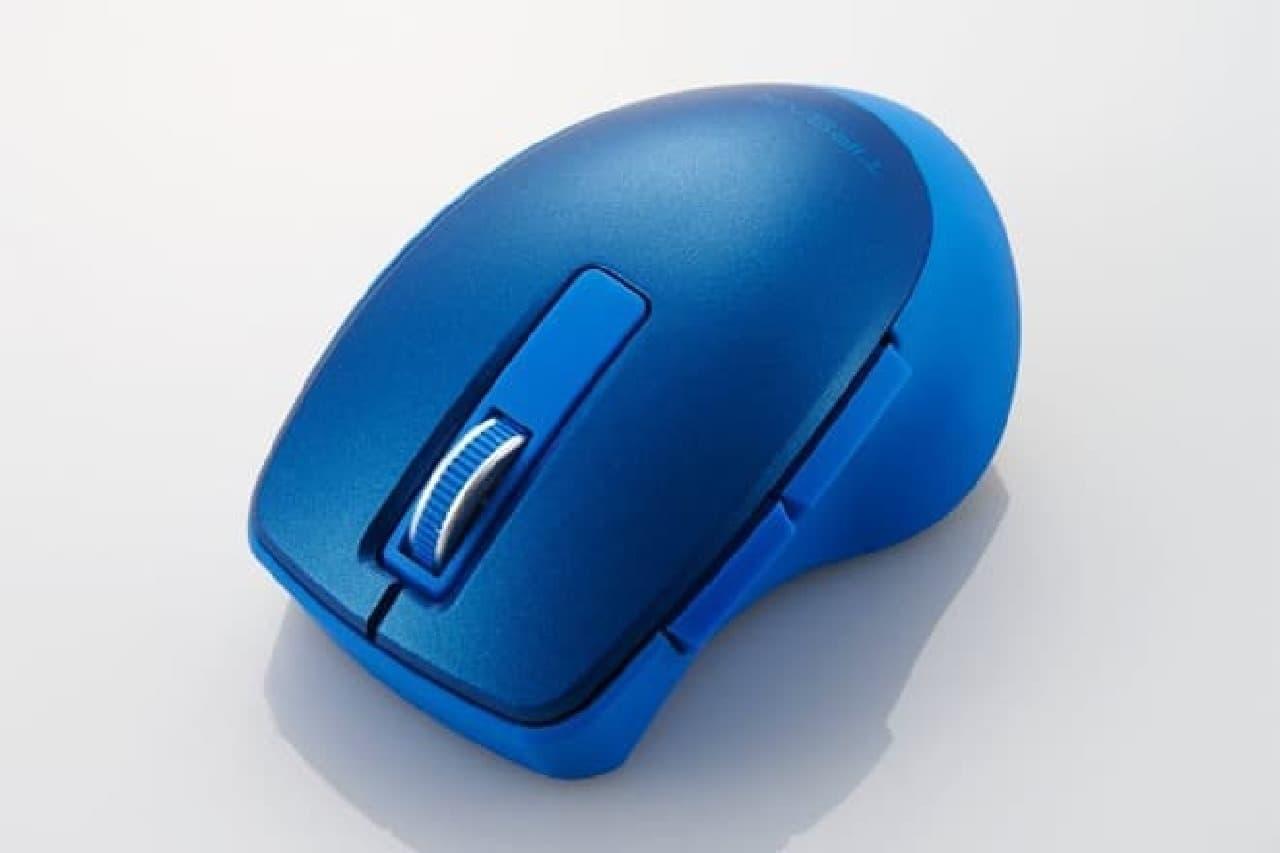 指先で「つまんで」操作するマウス「ティップス エアー」