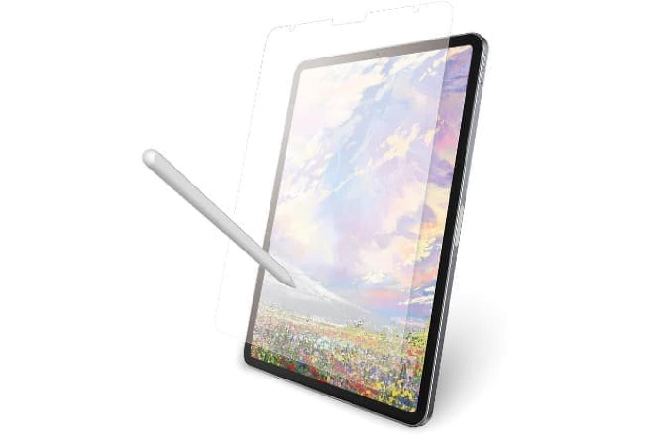 iPad Pro保護フィルム「BSIPD1812FPL」