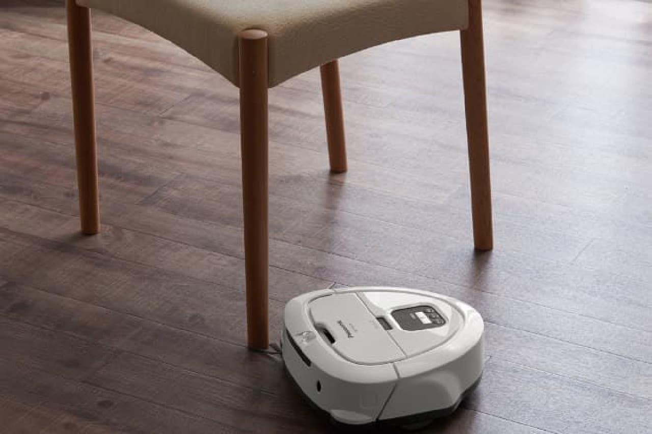 ロボット掃除機「ルーロミニ」