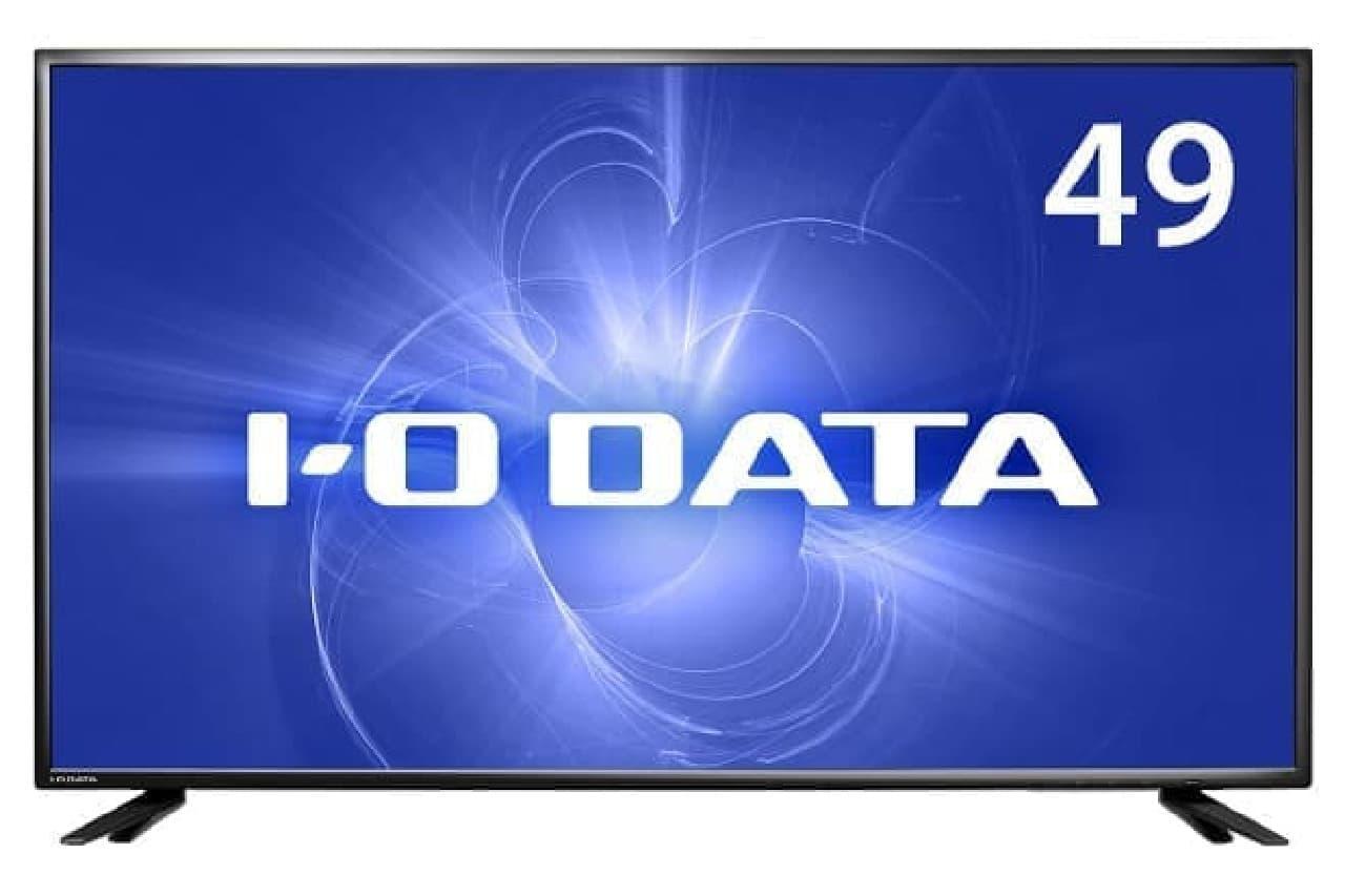 4K UHD ディスプレイ「LCD-M4K492XDB」