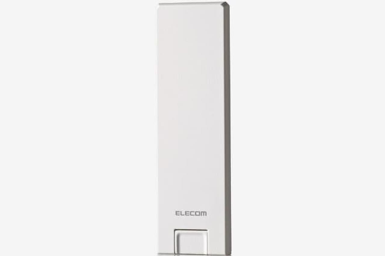 11ac対応の薄型Wi-Fi中継器「WTC-1167US」