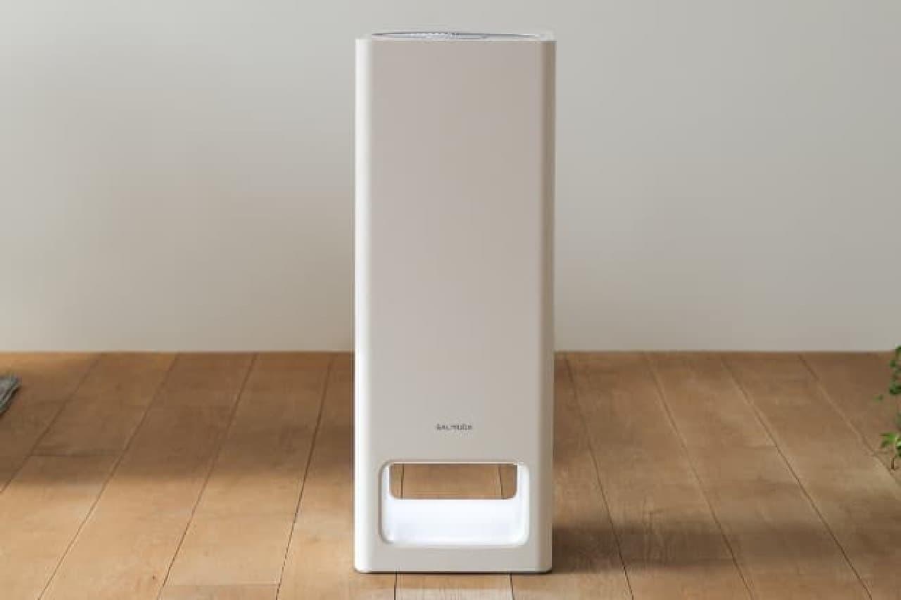 バルミューダの新型空気清浄機「バルミューダ ザ・ピュア」