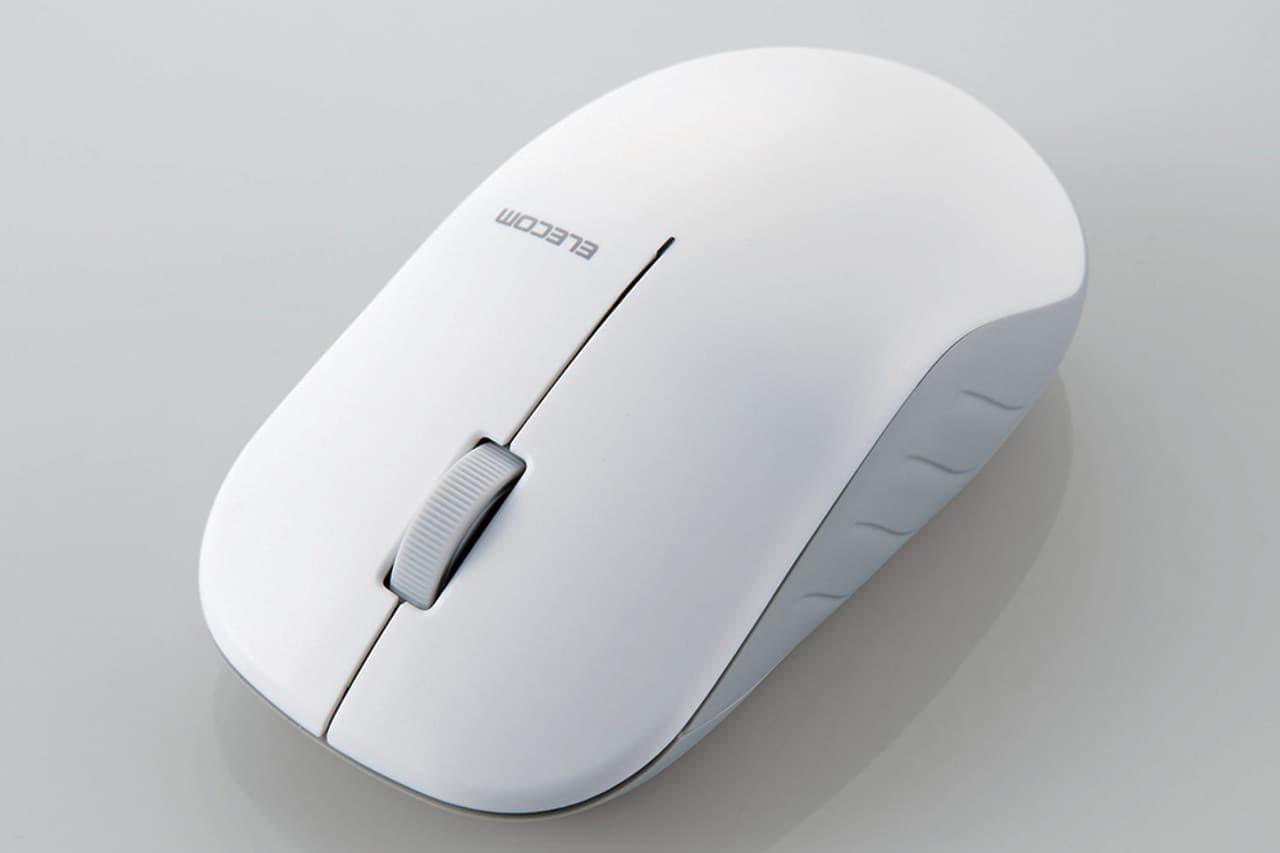 高耐久3ボタンマウス「M-K7BR/RS」