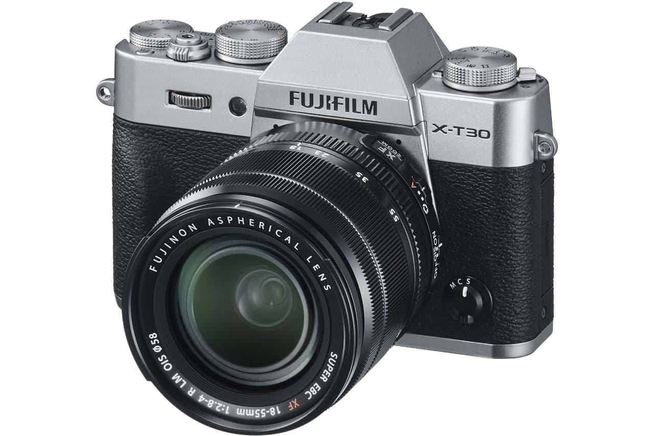 富士フイルムのミラーレスデジタルカメラ「FUJIFILM X-T30」
