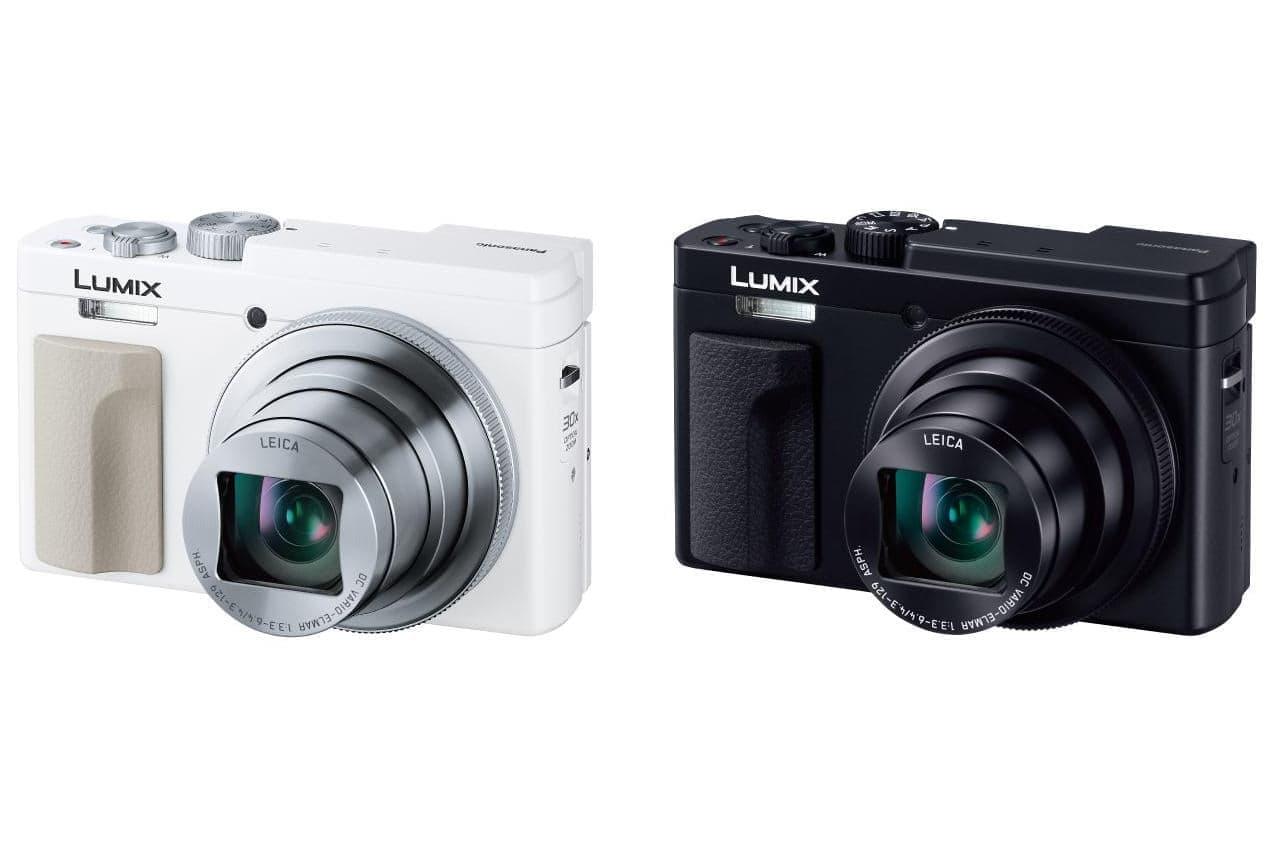 コンパクトデジタルカメラ「LUMIX DC-TZ95」
