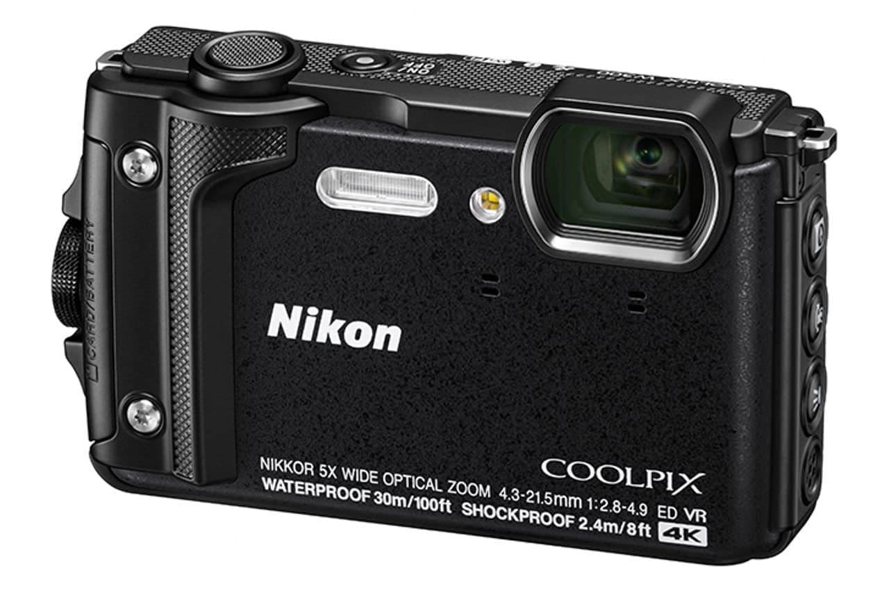 水深30mで撮影できるコンデジ「COOLPIX W300」