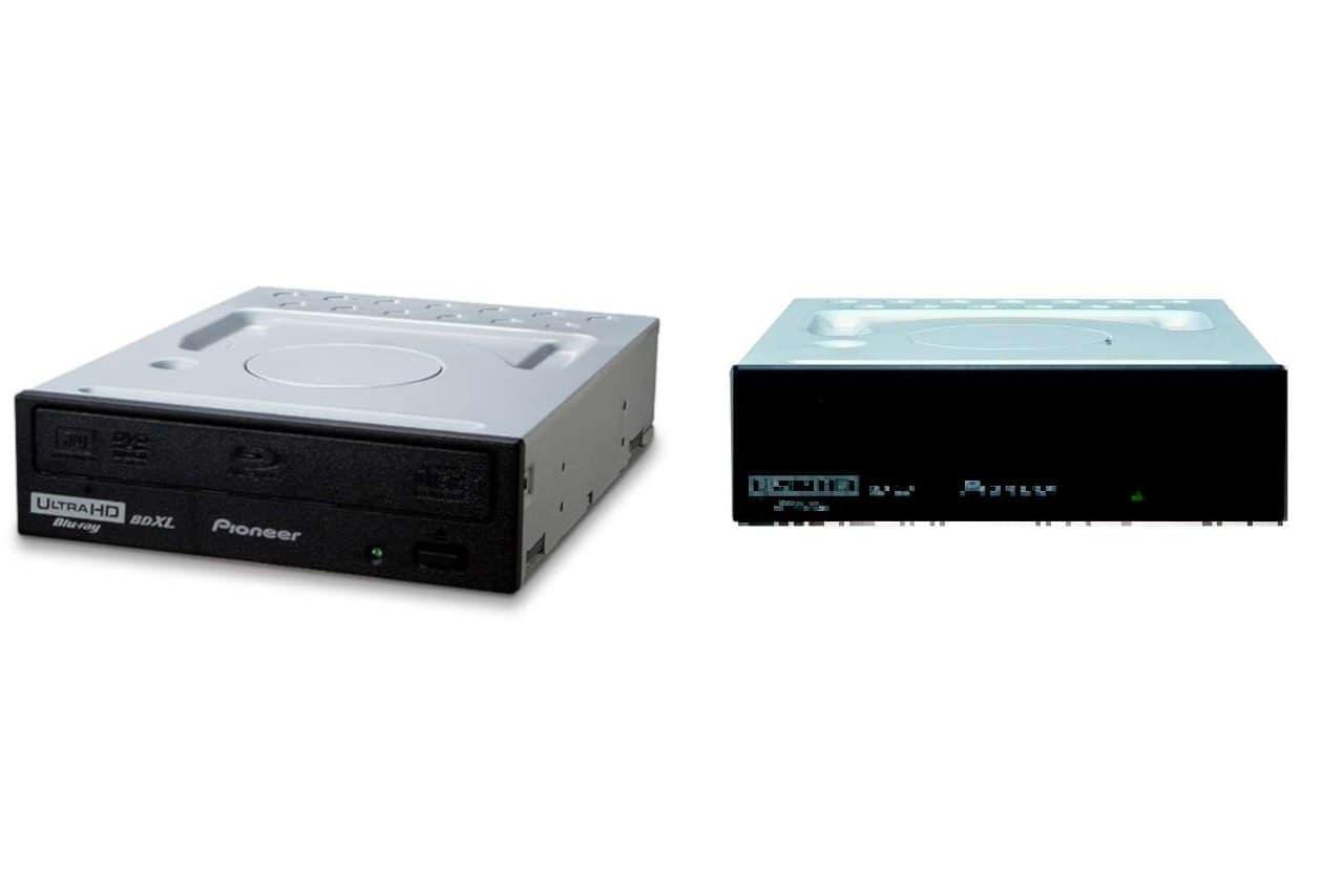 Ultra HDブルーレイ再生やM-DISCへの記録ができるマルチライター「BDR-212JBK」