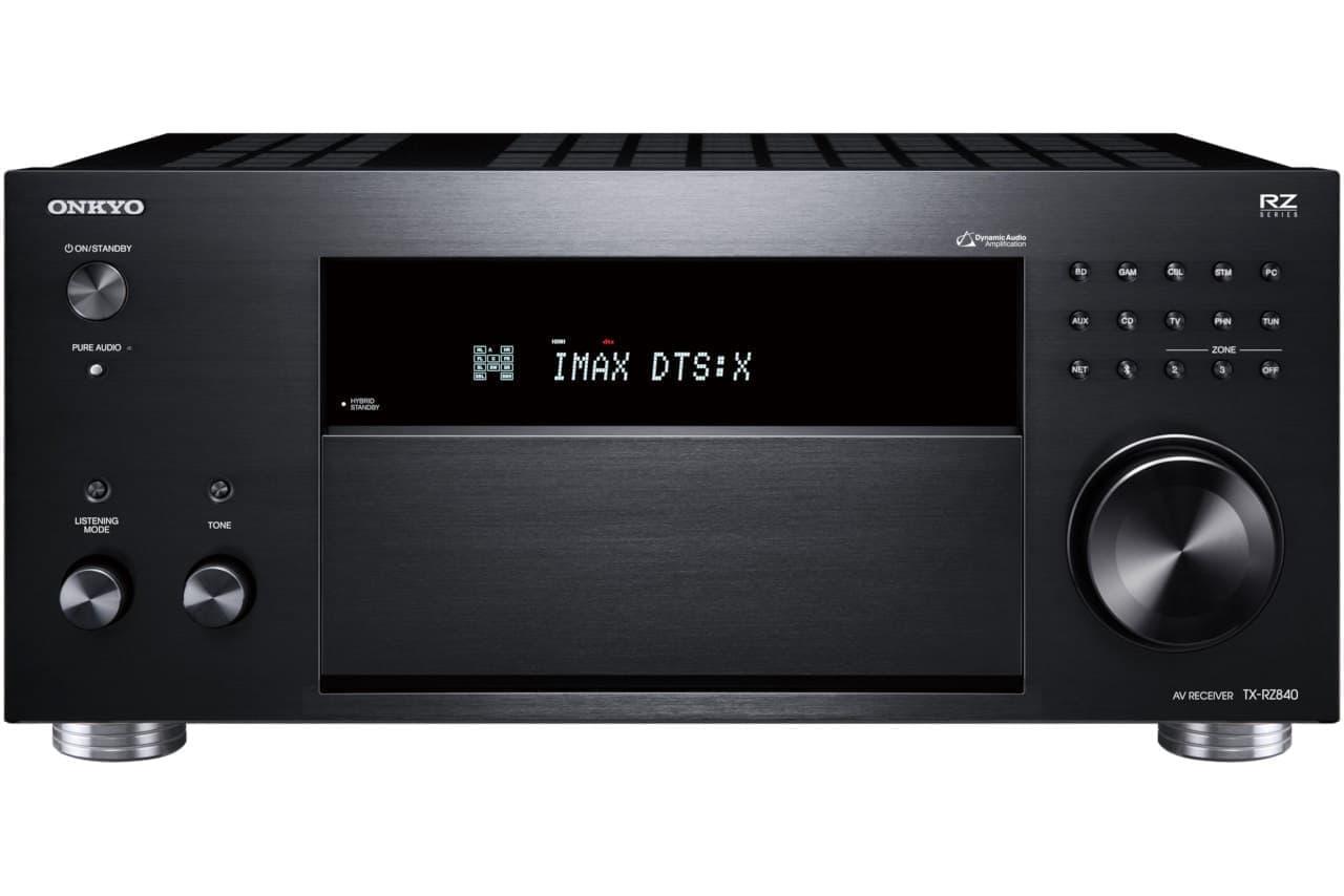 IMAX Enhanced対応の9.2ch AVレシーバー「TX-RZ840(B)」