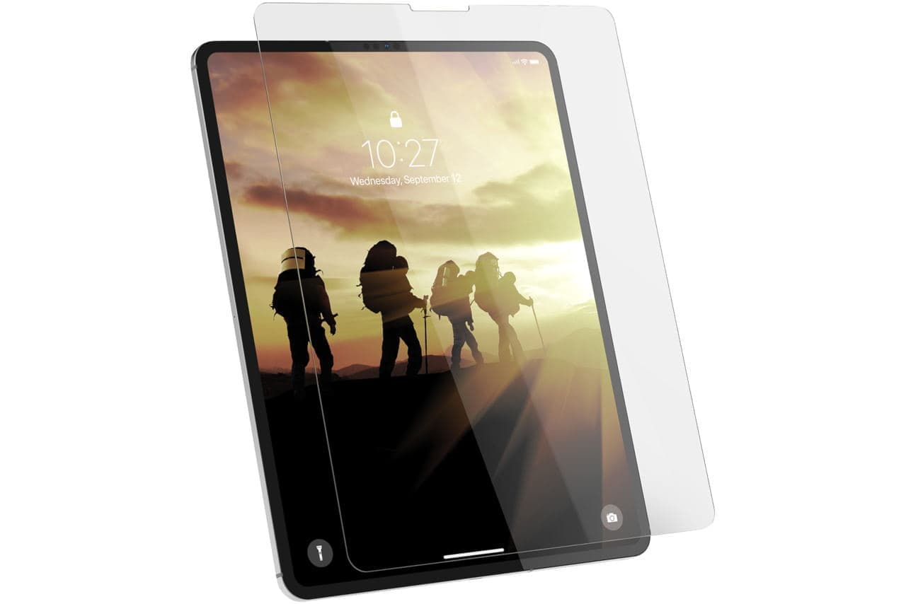 URBAN ARMOR GEARのiPad Pro用スクリーンシールド