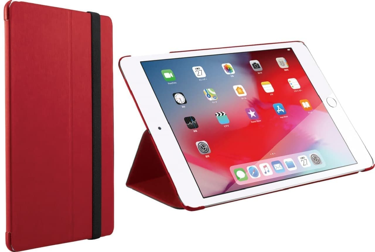 iPadケース「BSIPD1907CLH」