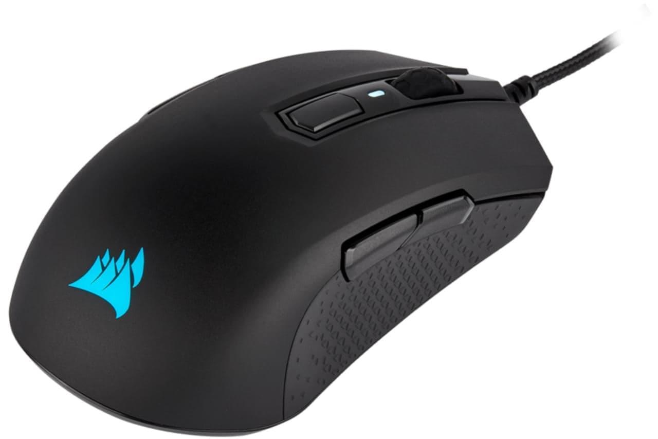 ゲーミングマウス「CORSAIR M55 RGB PRO」