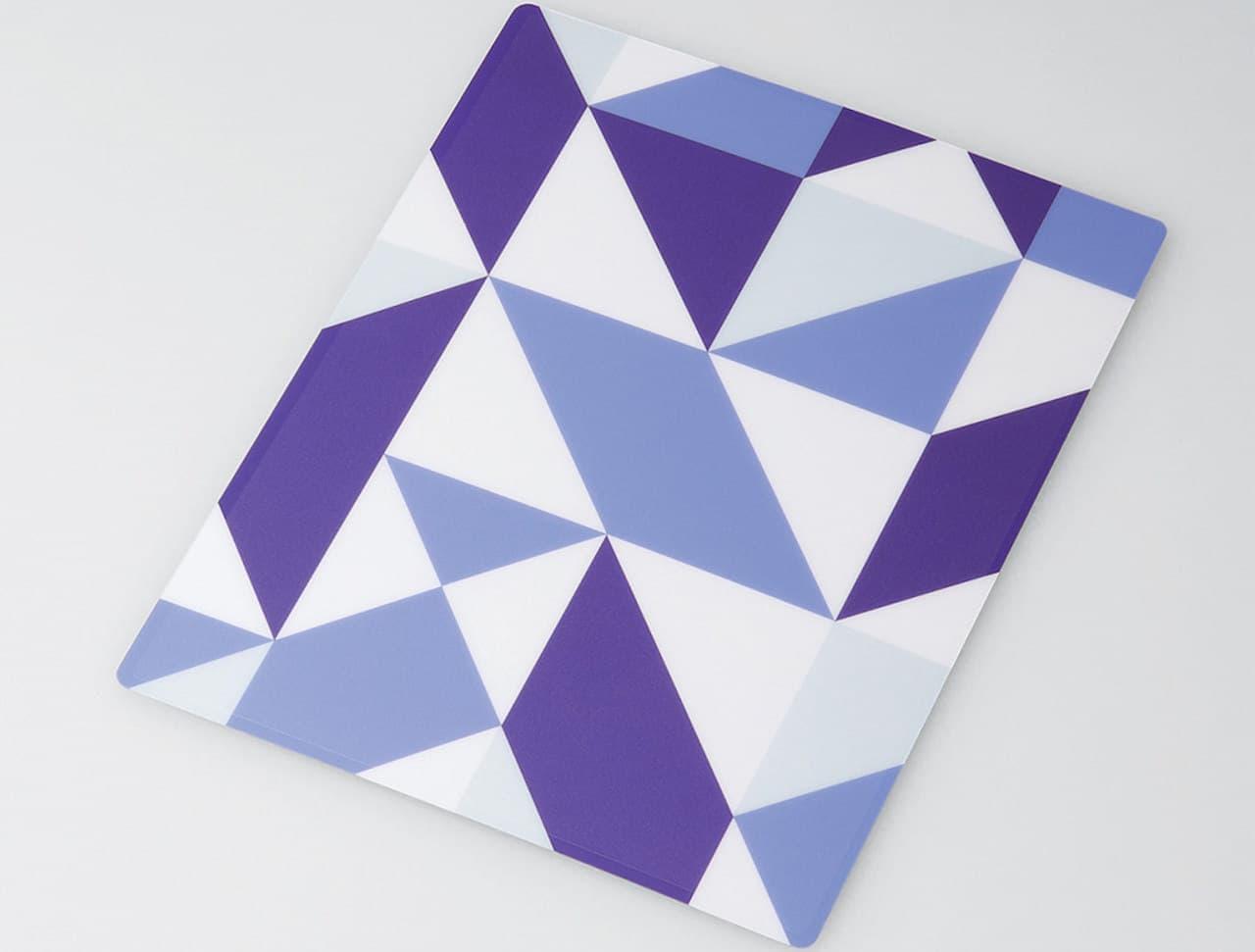 雑貨風テキスタイルデザインのマウスパッド「MP-TBG」