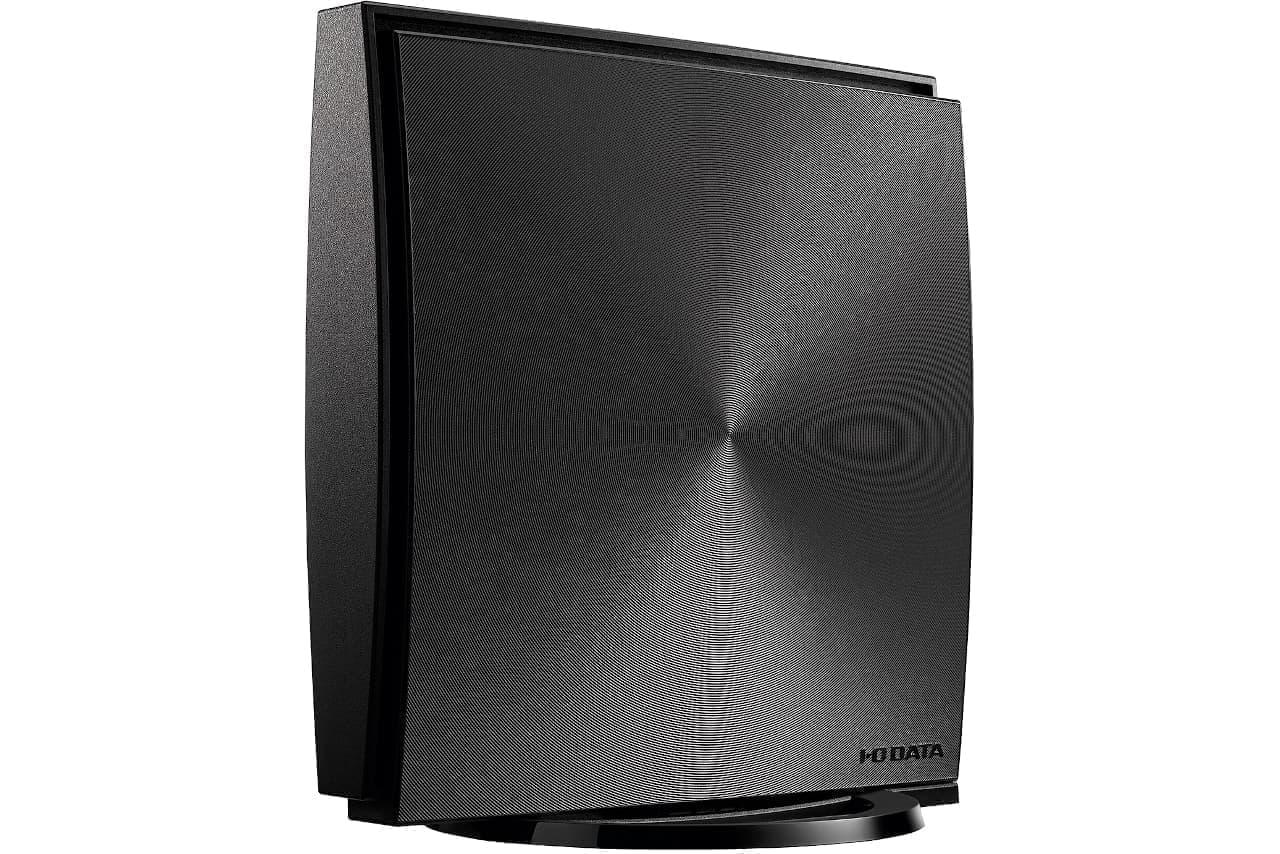 360度家じゅうに電波が届くWi-Fiルーター「WN-DX2033GR」
