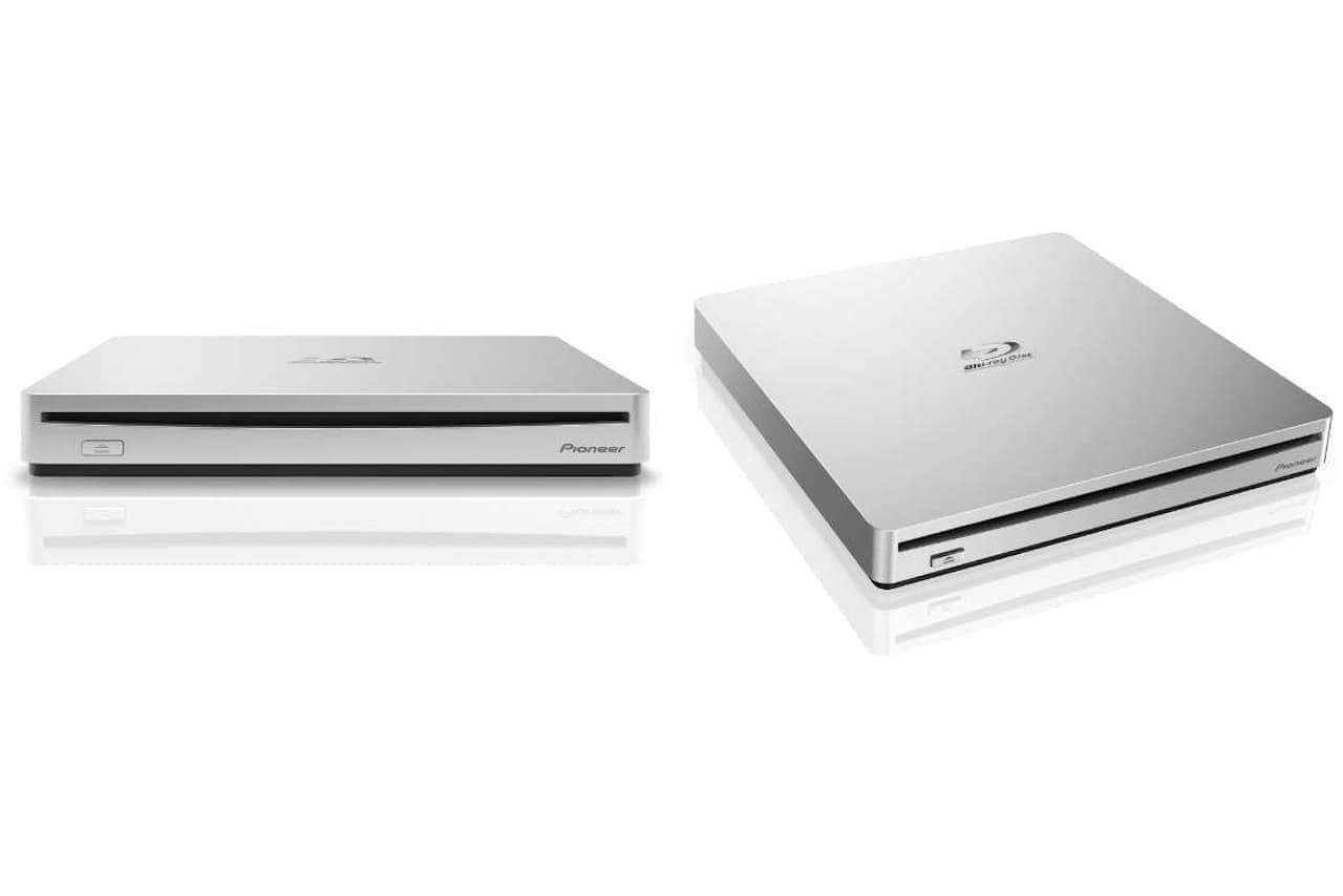 ポータブルBD/DVD/CDライター「BDR-XS07JL」